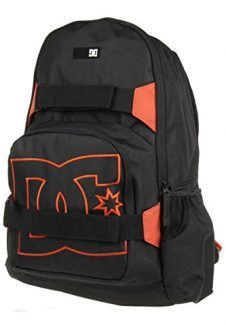 DC-Shoes-Nelstone-backpack-black-orange-0