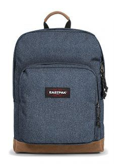 Eastpak-Houston-Mochila-Tipo-Casual-Diseo-Double-Denim-20-Litros-Color-Azul-0
